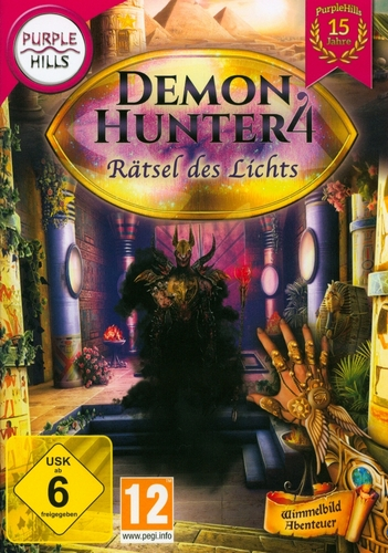 Purple Hills: Demon Hunter 4 - Rätsel des Lichts [DVD]