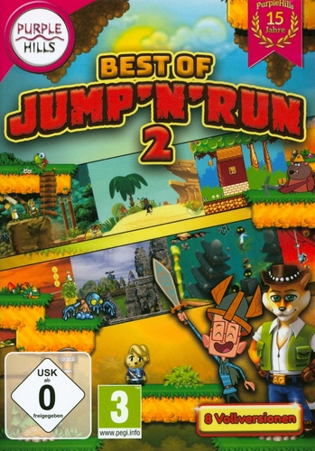 Purple Hills: Best of Jum & Run 2