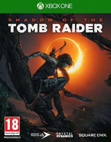 Shadow of the Tomb Raider [XONE]