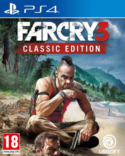 Far Cry 3 - Classic Edition [PS4]