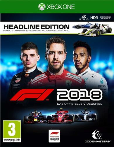 F1 2018 Headline Edition [XONE]