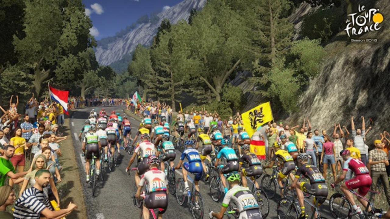 Tour de France 2018: Der offizielle Radsport Manager [DVD] [PC] (D)