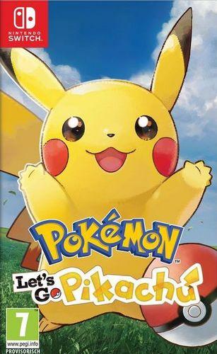 Pokémon Let's Go, Pikachu! [NSW]