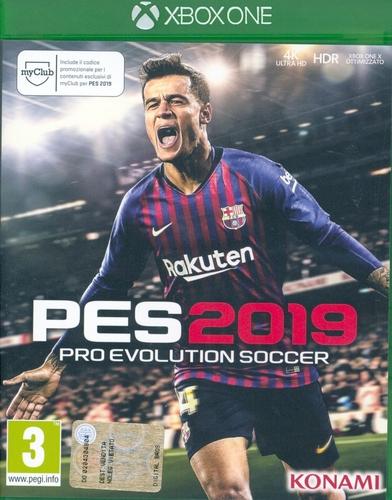 PES 2019 - Pro Evolution Soccer 2019 [XONE]