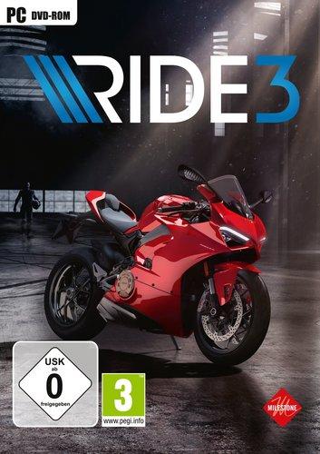 Ride 3 [DVD]