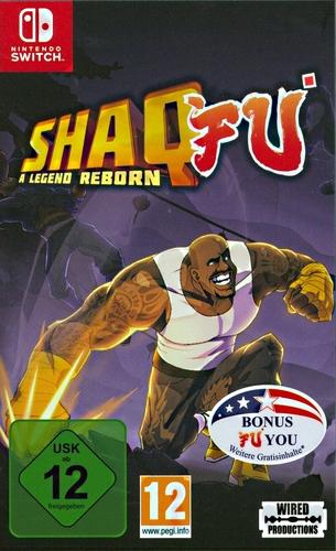 Shaq Fu: A Legend Reborn [NSW]