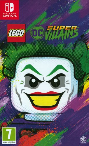 LEGO DC Super-Villains [NSW]