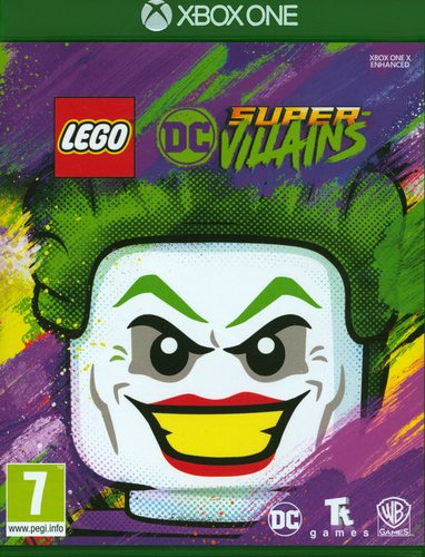 LEGO DC Super-Villains [XONE]