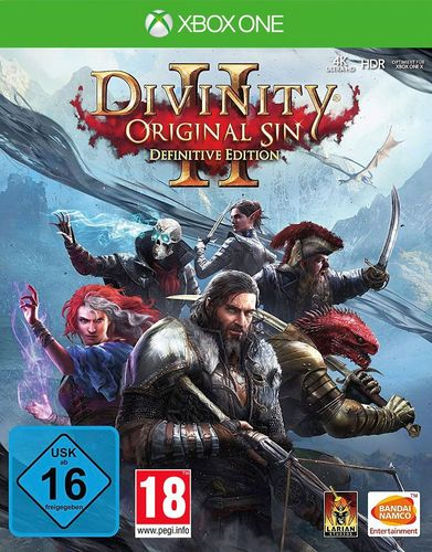 Divinity: Original Sin 2 - Definitive Edition [XONE]