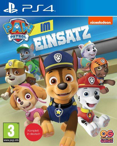 Paw Patrol: Im Einsatz [PS4]