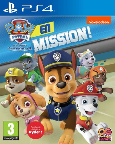 Paw Patrol: En Mission [PS4]