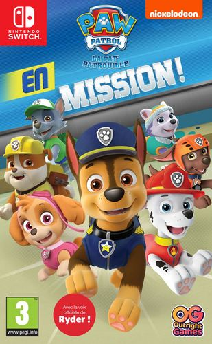Paw Patrol: En Mission [NSW]