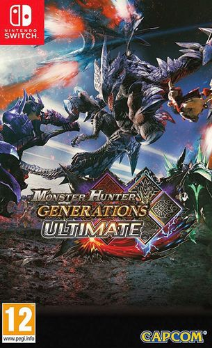 Monster Hunter Generations Ultimate [NSW]