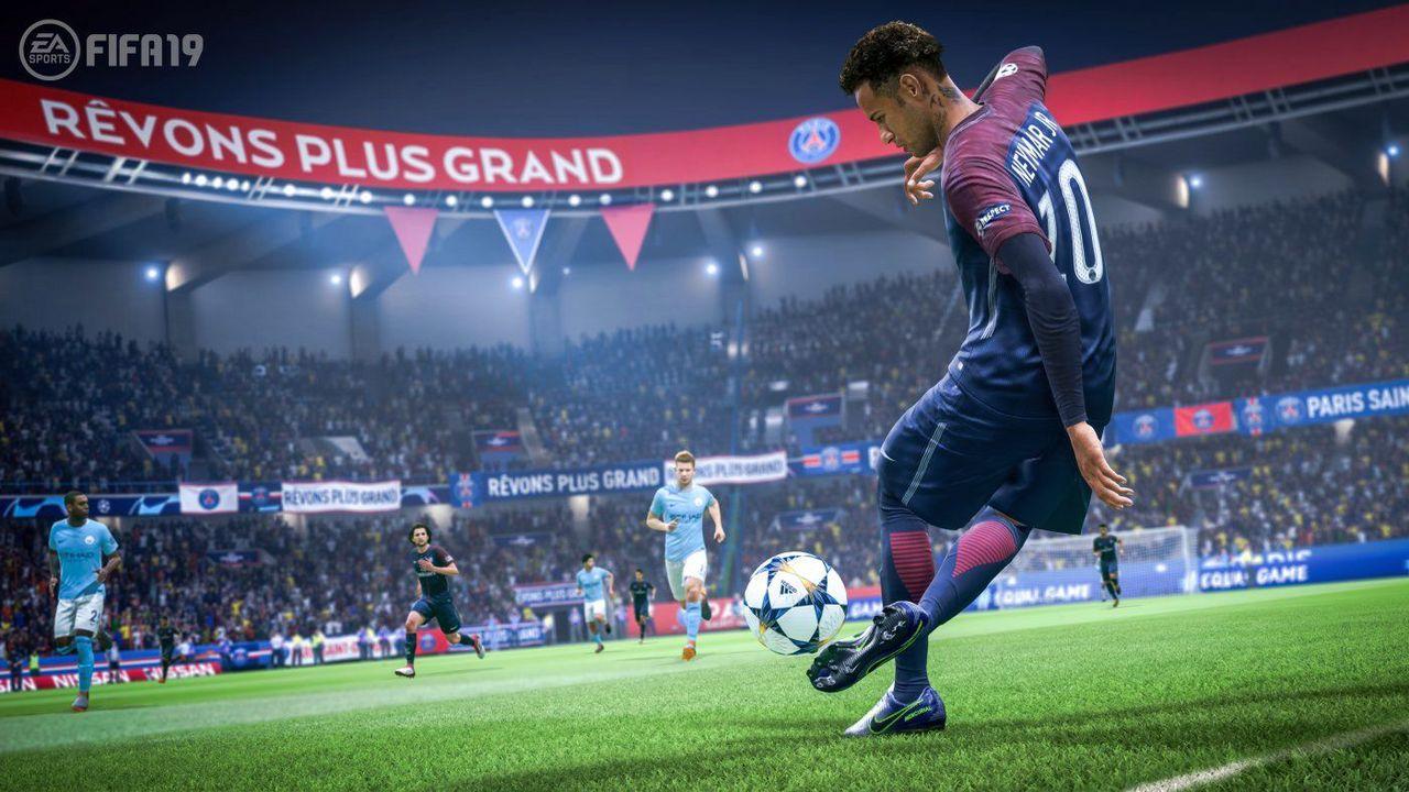 FIFA 19 [PS4] (D/F/I)