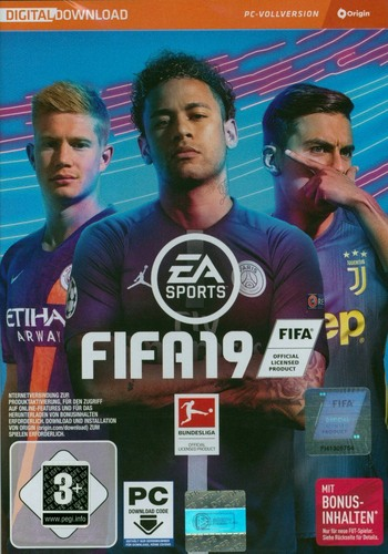 FIFA 19 [Code in a Box]