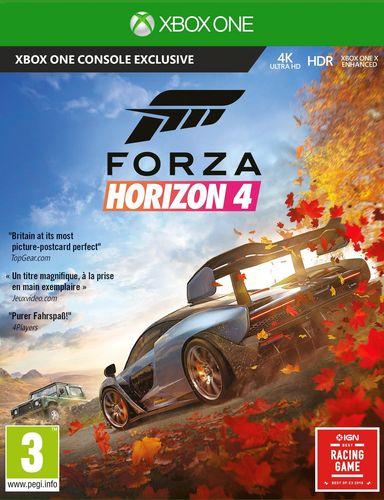 Forza Horizon 4 [XONE]
