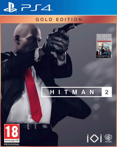 Hitman 2 - Gold Edition [PS4]
