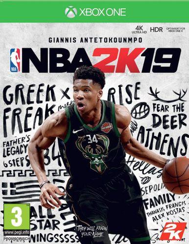 NBA 2K19 [XONE]