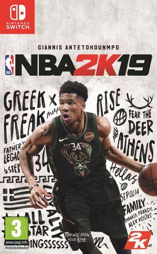 NBA 2K19 [NSW]