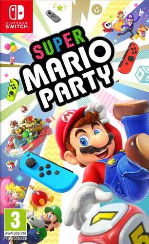 Super Mario Party [NSW]