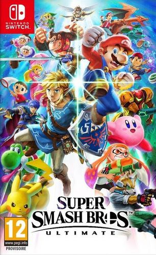 Super Smash Bros. Ultimate [NSW]