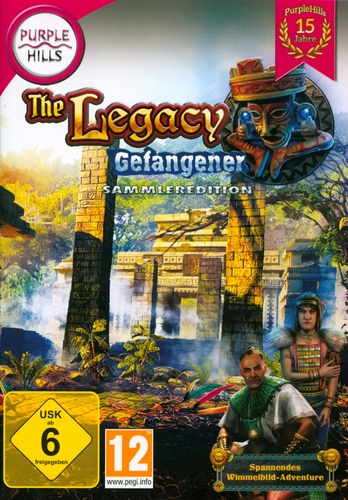 Purple Hills: The Legacy - Gefangener [DVD]