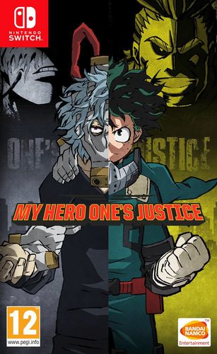 My Hero One's Justice [NSW]