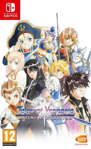 Tales of Vesperia: Definitive Edition [NSW]