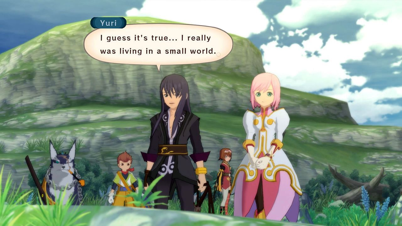Tales of Vesperia: Definitive Edition [NSW] (D/F/I)