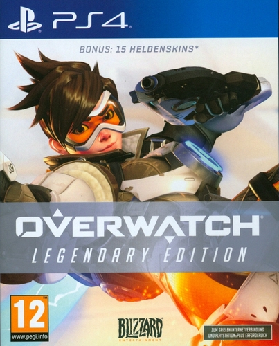 Overwatch - Legendary Edition [PS4]