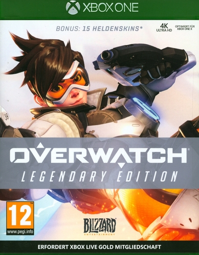 Overwatch - Legendary Edition [XONE]