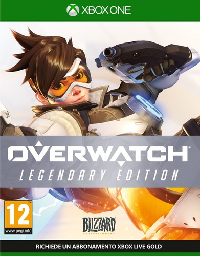 Overwatch - Legendary Edition [XONE]