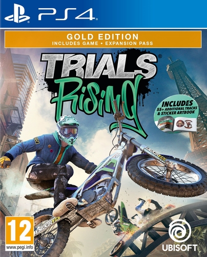 Trials Rising - Gold Edition [PS4]