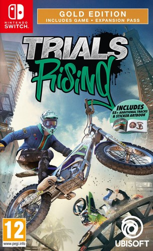 Trials Rising - Gold Edition [NSW]