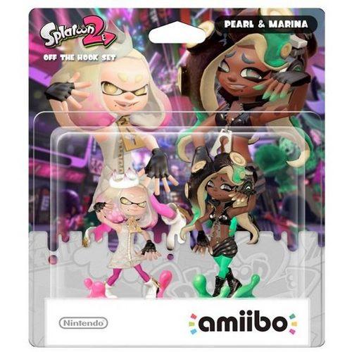 amiibo Splatoon Character - Pearl & Marina