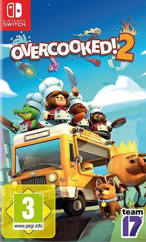 Overcooked! 2 [NSW]