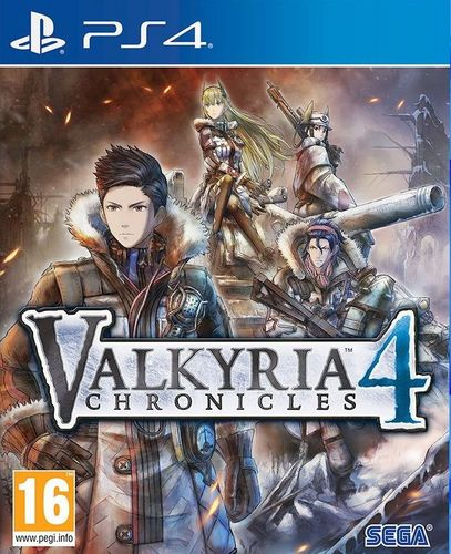 Valkyria Chronicles 4 - Limited Edition [PS4]