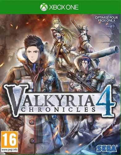 Valkyria Chronicles 4 - Limited Edition [Xone]