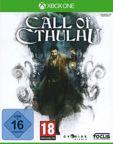 Call of Cthulhu [Xone]