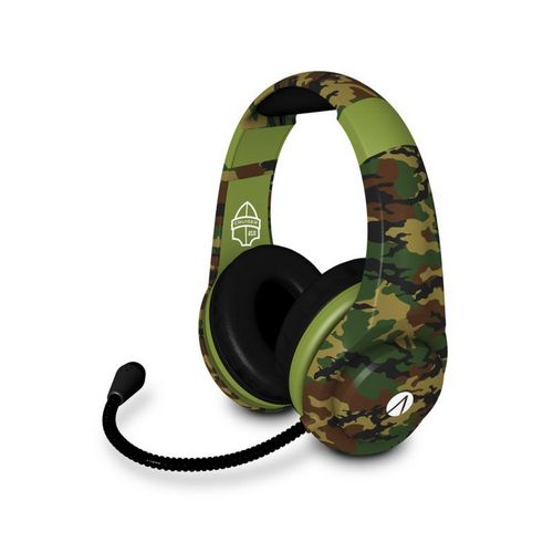 XP-Cruiser Stereo Gaming Headset - camo/green