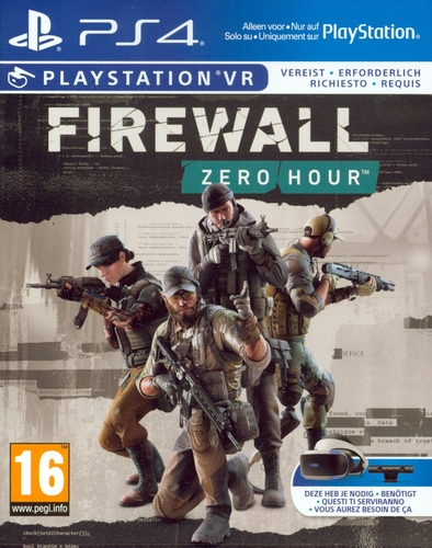 Firewall: Zero Hour VR [PS4]