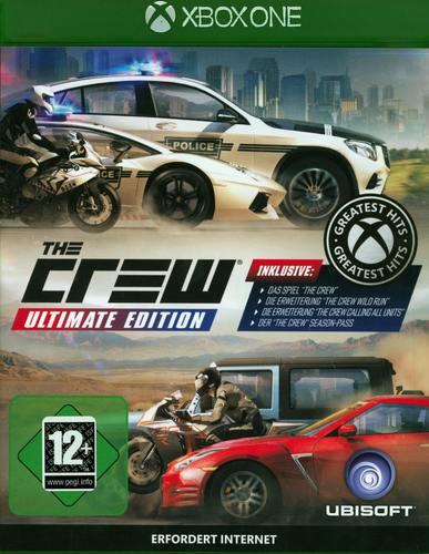 The Crew Ultimate Edition [XONE]