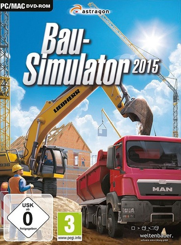 Bau-Simulator 2015 [DVD]