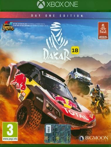 Dakar 18 [XONE]