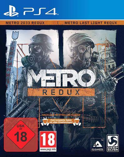 Metro: Redux [Neuauflage] [PS4]
