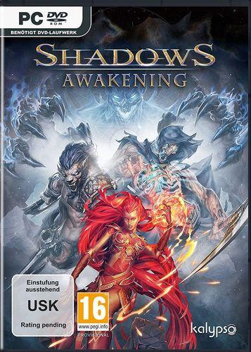 Shadows: Awakening [DVD]