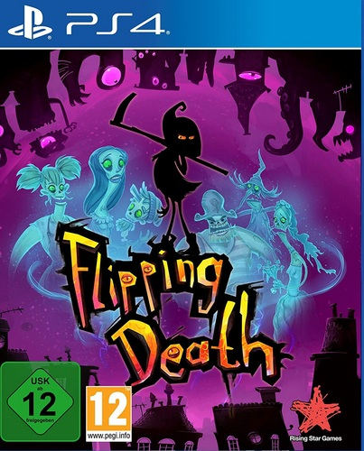 Flipping Death [PS4]