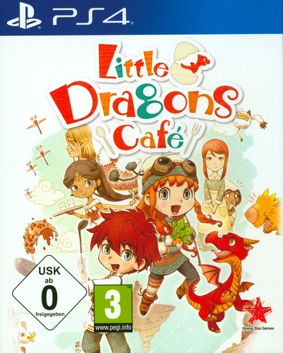 Little Dragons Cafe [PS4]