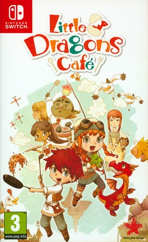 Little Dragons Cafe [NSW]