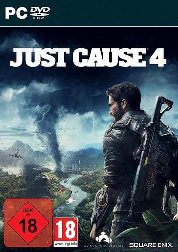 Just Cause 4 [DVD]